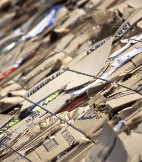 Verenigingen Cranendonck weer aan de slag met oud papier