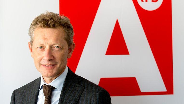 Paul van Gessel. Beeld anp