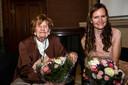 Paula Marckx en haar dochter Alexandra.