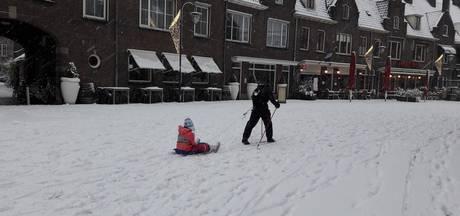 Weinig drukte ten gevolge van sneeuw en ijs bij Ziekenhuis Gelderse Vallei