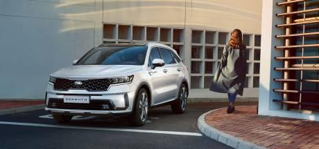De nieuwe Kia Sorento: waarom mega-SUV's een comeback maken