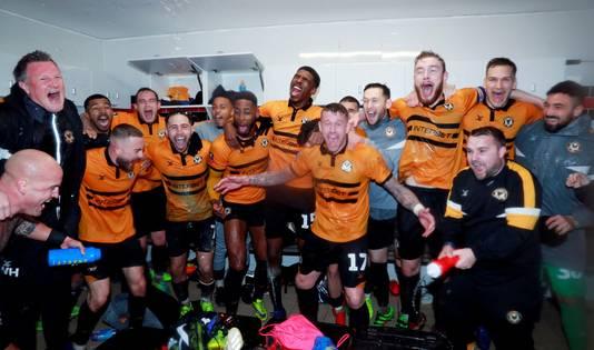 Newport County (League Two) mag zaterdagavond aantreden tegen Manchester City.