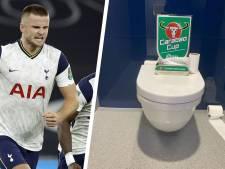 Scène insolite en Angleterre: Eric Dier quitte le terrain pour aller aux toilettes, Mourinho le poursuit