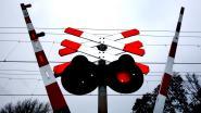 Fikse boete voor vrouw die seinlichten aan spooroverweg negeerde en te voet overstak met kindjes