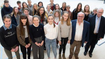 Felicitaties voor atleten van KASVO die een pak provinciale, Vlaamse en nationale kampioenschappen wonnen