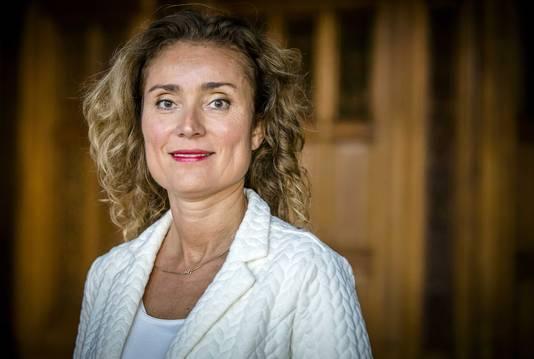 D66-Kamerlid Vera Bergkamp.