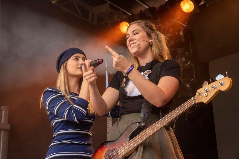 Ook Ghost Rockers zijn er bij op Kids Fever Festival in Ieper.