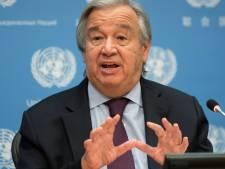 """Le patron de l'ONU appelle à """"réparer"""" la planète"""