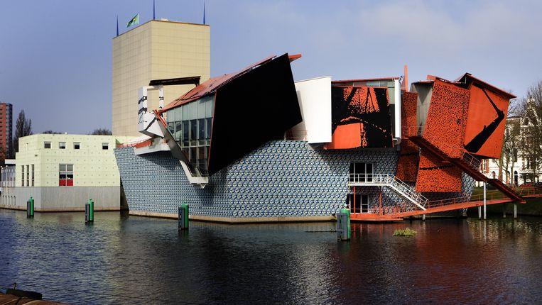 Het Groninger Museum. Beeld ANP XTRA