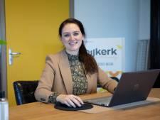 Michelle Bijkerk is makelaar in Burgh-Haamstede: 'De liefde voor bouwen heb ik via de genen meegekregen'