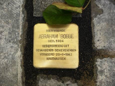 Stolperstein gestolen in Schiedam; buurt zamelt geld in voor nieuwe steen