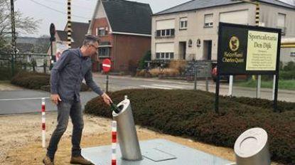 Parking Den Dijk en Klapgat krijgen ondergrondse glascontainers