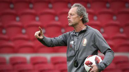"""Preud'homme voor terugwedstrijd tegen Ajax: """"We hebben thuis bewezen dat we ze pijn kunnen doen"""""""