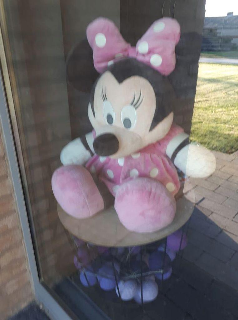 En ons Minnie doet ook mee...