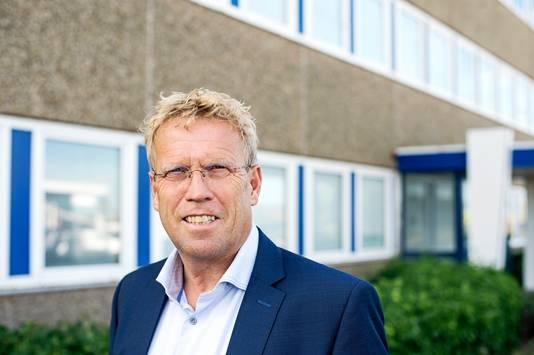 Dinro Hobbel, directeur Van Citters Beheer.