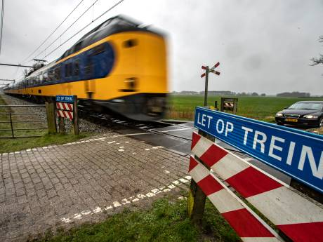 Tellen, tellen, tellen: Spoorwegovergangen Olst en Diepenveen decor voor landelijk onderzoek ProRail