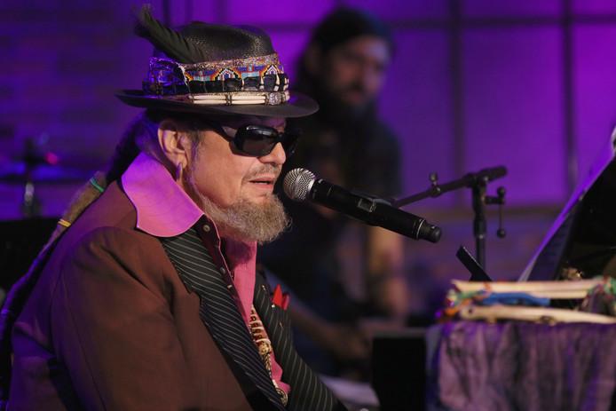 Dr. John in 2016 tijdens het Skyville Live festival in Nashville, Tennessee.
