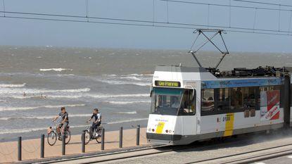 Kust giet trein, tram en verblijf in één ticket