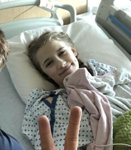 """À 14 ans, la fille d'Axel Merckx va subir deux ans de chimio: """"Malgré son combat, elle a la force d'aider les autres"""""""