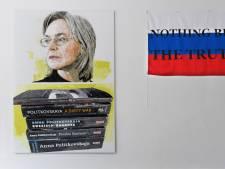 Kunstenlab Deventer toont schilderijen vermoorde Russische verslaggever
