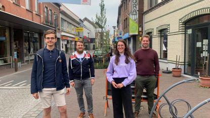 Jong Vld pleit voor veiligere Kouterstraat