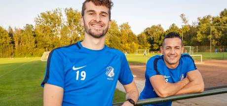 Van Stipdonk en Van Gool van groen-wit naar blauw-wit: 'We waren er op gebrand om te winnen'
