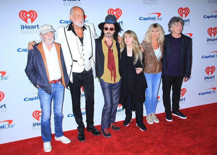 Fleetwood Mac komt in juni naar Europa. Ze treden op in Berlijn, Dublin en Londen.