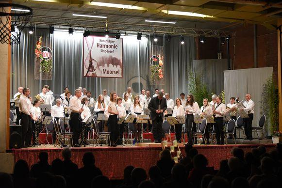 100 jaar harmonie Sint-Jozef Moorsel