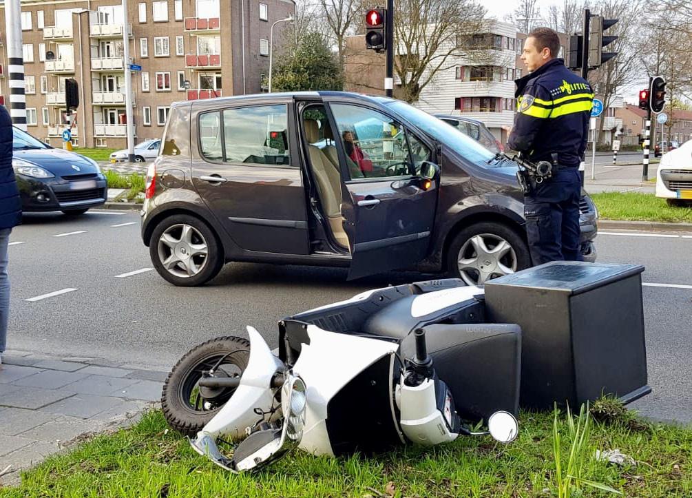 Ongeluk Tilburg
