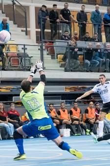 WSV zaal en PFC willen samen één grote eredivisieclub worden in Apeldoorn