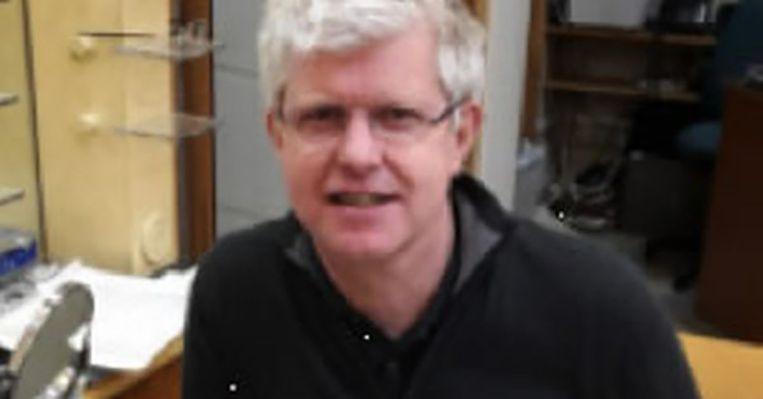 Ian Squire.
