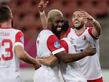 Gyrano Kerk minimaal tot de jaarwisseling actief in shirt van FC Utrecht