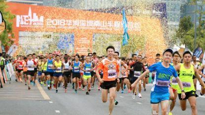 'Valsspelers' snijden deel van parcours halve marathon af, twee jaar schorsing dreigt