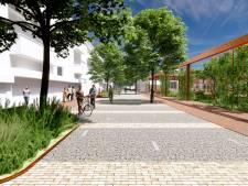 Dit is het concept-eindontwerp voor de herinrichting van het marktplein in Hengelo