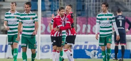 Go Ahead Eagles jaagt nog steeds op eerste uitzege tegen Jong PSV