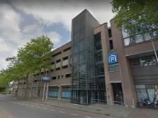 Politie zoekt stenengooiers parkeergarage Diezerpoort