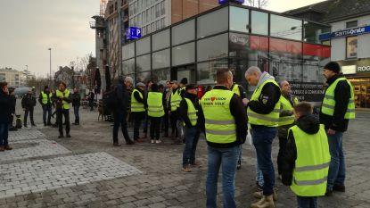 """Weinig gele hesjes in Hasselt: """"Sommige mensen kunnen niet komen omdat de brandstof te duur is"""""""