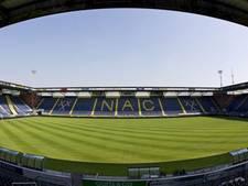 Vijf gegadigden voor aankoop NAC-stadion