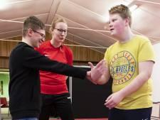 Jujutsu goed voor kwetsbare jongeren uit Almelo