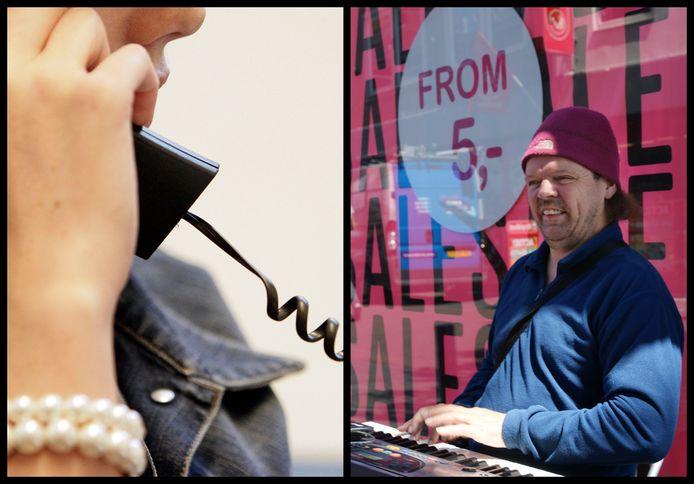 De centrale van de Kindertelefoon in Almelo heeft het sinds de start van de coronacrisis druk. En de bekende Enschedese straatmuzikant Wim Hamhuis is onlangs na een kort ziekbed overleden.