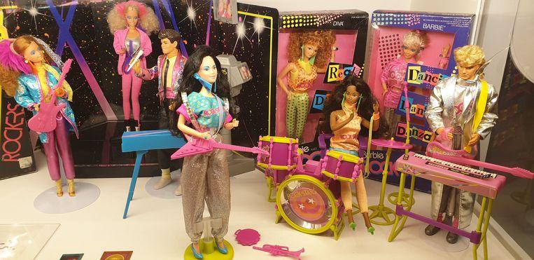 Barbie was altijd mee met haar tijd.