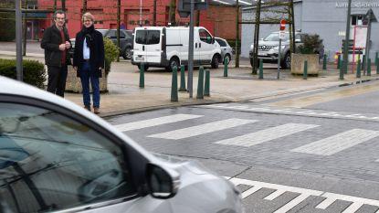 Gemeentebestuur wil oversteekplaats Beernemstraat veiliger maken met wegversmalling en afgescheiden fietspaden