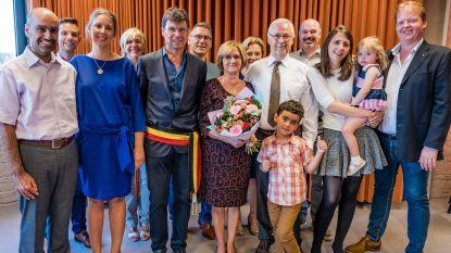 Goud voor Charles Bastin en Odette Smekens