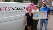 Gemeentemedewerkers schenken meer dan 5.000 euro aan het goede doel