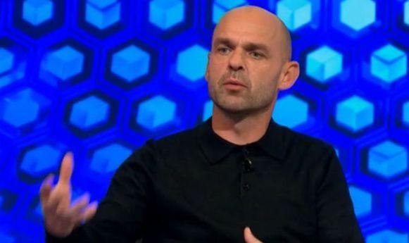 Danny Murphy is ook geregeld BBC-analist tijdens 'Match of the Day'.