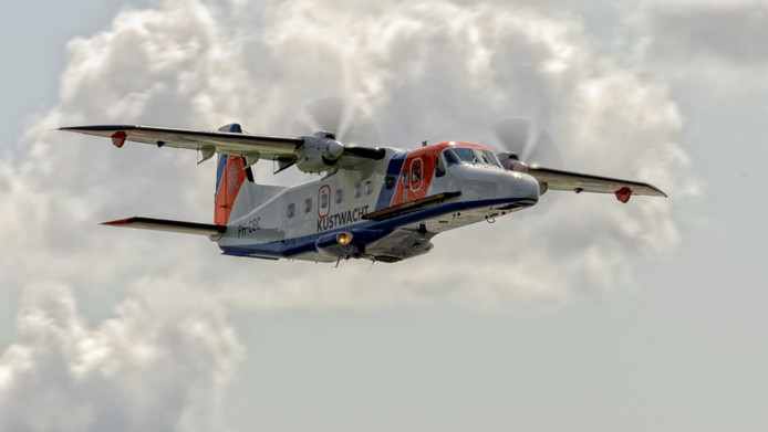 Kustwachtvliegtuig Dornier 228-212
