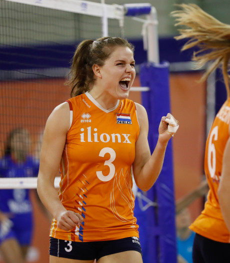 Nederlandse volleybalsters zonder Beliën naar WK in Japan