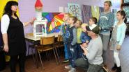 Leerlingen De Vesten gaan Picasso achterna
