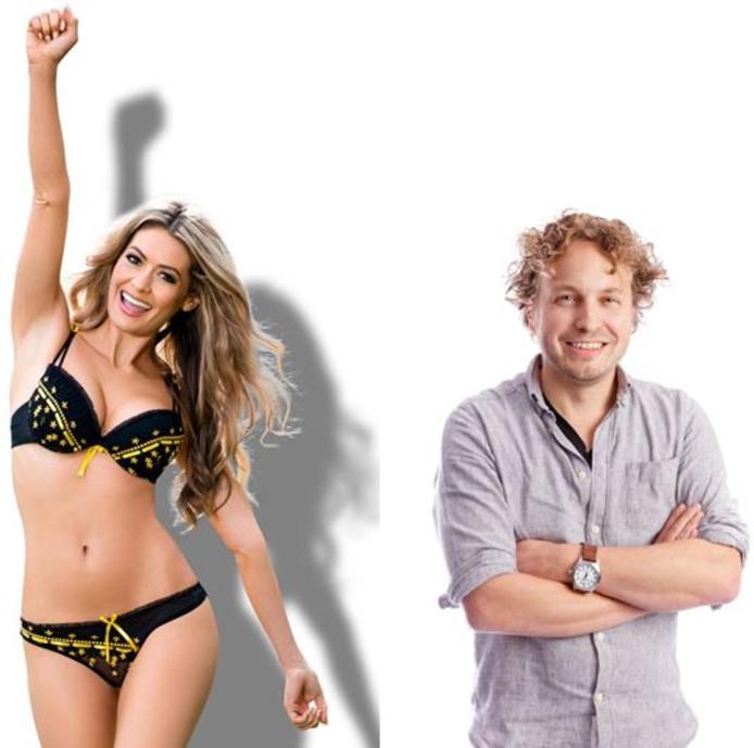 Na een stukje over NAC-ondergoed, kreeg columnist Niels Herijgens maandenlang reclame voor lingerie in clubkleuren voorgeschoteld.