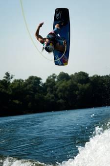 Waterskivereniging Maurik baalt van afzeggen NK wakeboarden